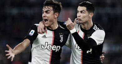 Juventus se consagró campeón récord con Cristiano como goleador y estrella