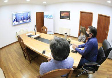 RÍO GRANDE: Martín Perez participó del lanzamiento del Plan Nacional de Suelo Urbano