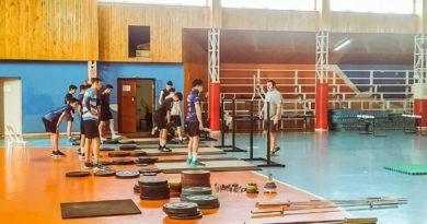 Los preseleccionados provinciales comenzaron los entrenamientos en los centros provinciales de alto rendimiento