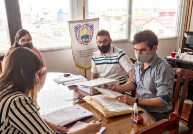 Se abrieron los sobres de la licitación para las obras de servicios para los módulos habitacionales de lenga